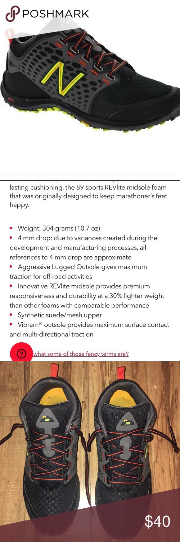 new balance 89 revlite
