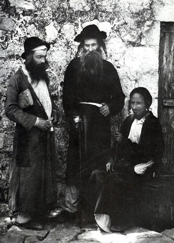 Resultado de imagen de los rabinos en la europa del este