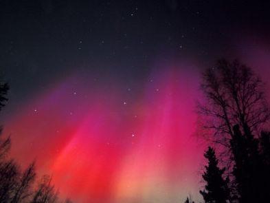 Alaska's Northern Lights.