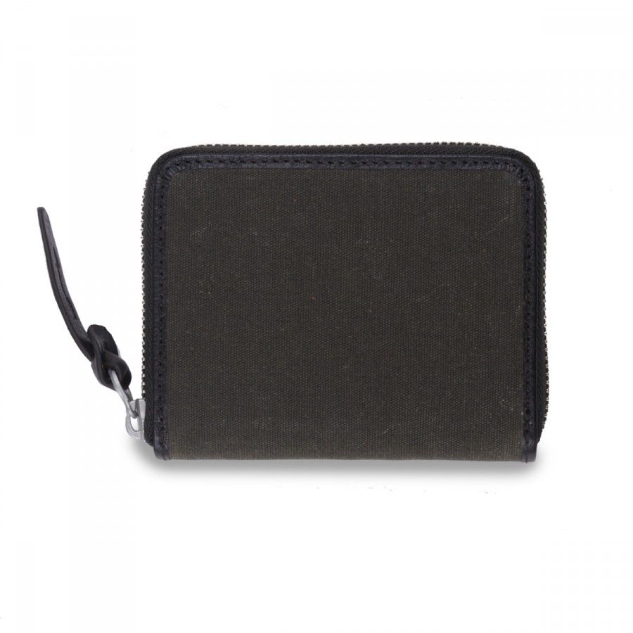 Gerald tri wallet (dark tan)
