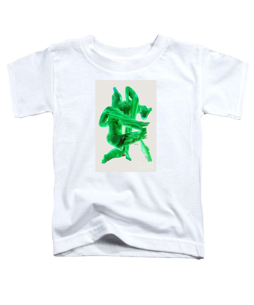 Toddler T-Shirt - Care To Dance