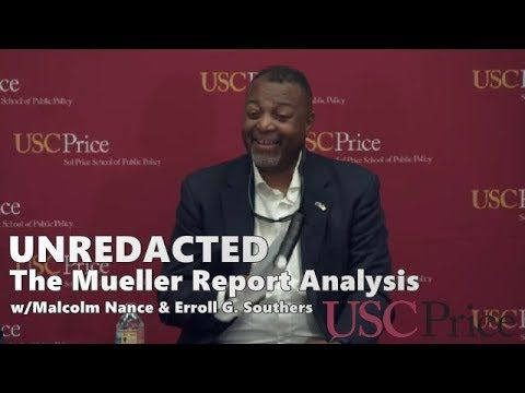 UnREDACTED Mueller Report Analysis // Malcolm Nance at