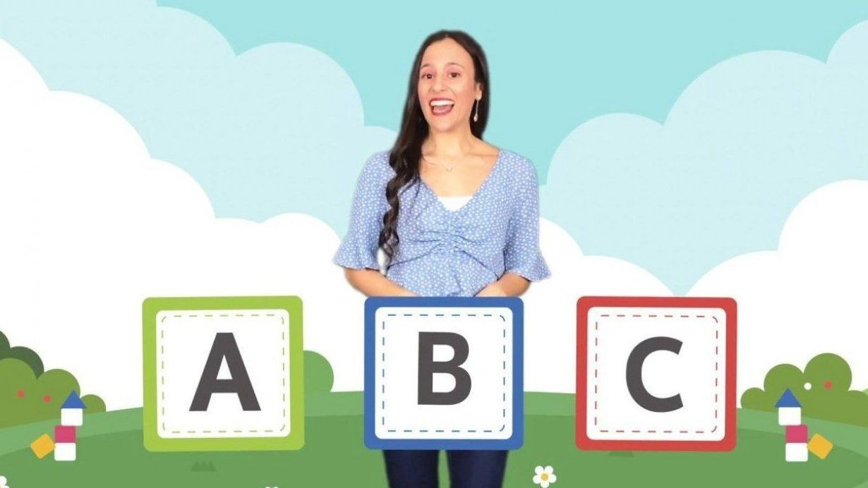 Spanish Alphabet Song Spanish Songs for Kids by a Native