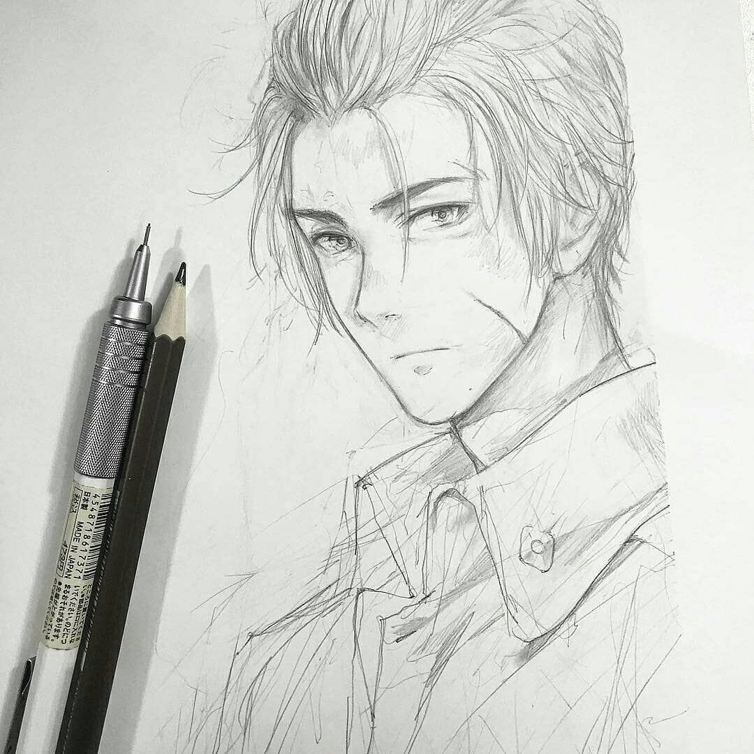 Learn To Draw Manga Drawing On Demand Anime Sketch Anime Drawings Sketches Art Sketches