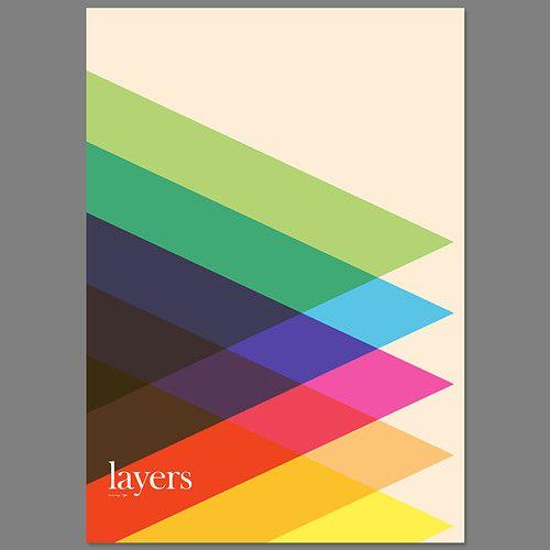 Color Designer design color transparency (geometric shapes into lines) | logos