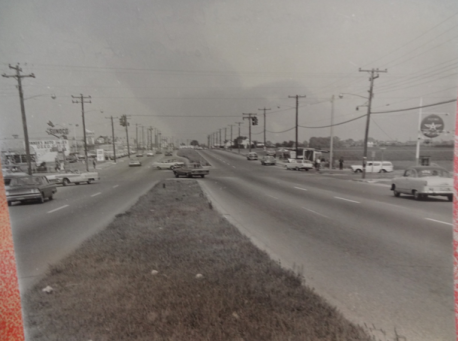 The corner of Hempstead Turnpike & Wantagh Avenue, Circa 1964