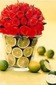 Arranjo com limão