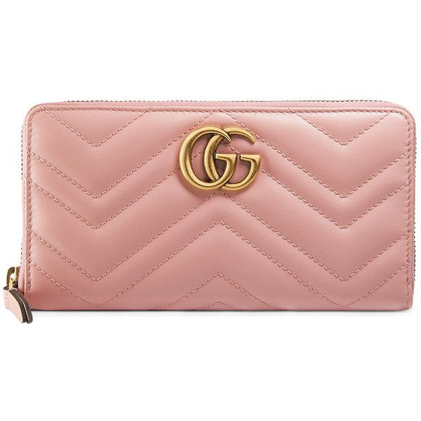 3f5142664e0c Gucci GG Marmont zip around wallet (46