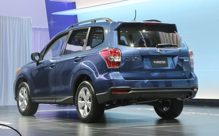 Cool Subaru 2017 Forester Review Specs And Changes