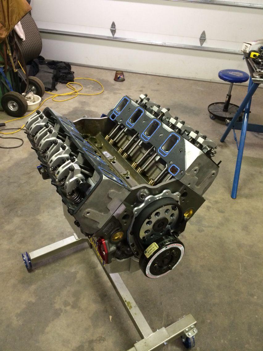 Dart Buick Heads Engineering Buick Audio Mixer
