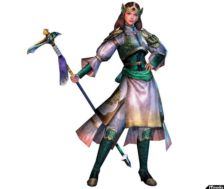 Warriors Orochi 4 All Female Characters: 57 The Legend Of Zelda: Phantom Hourglass