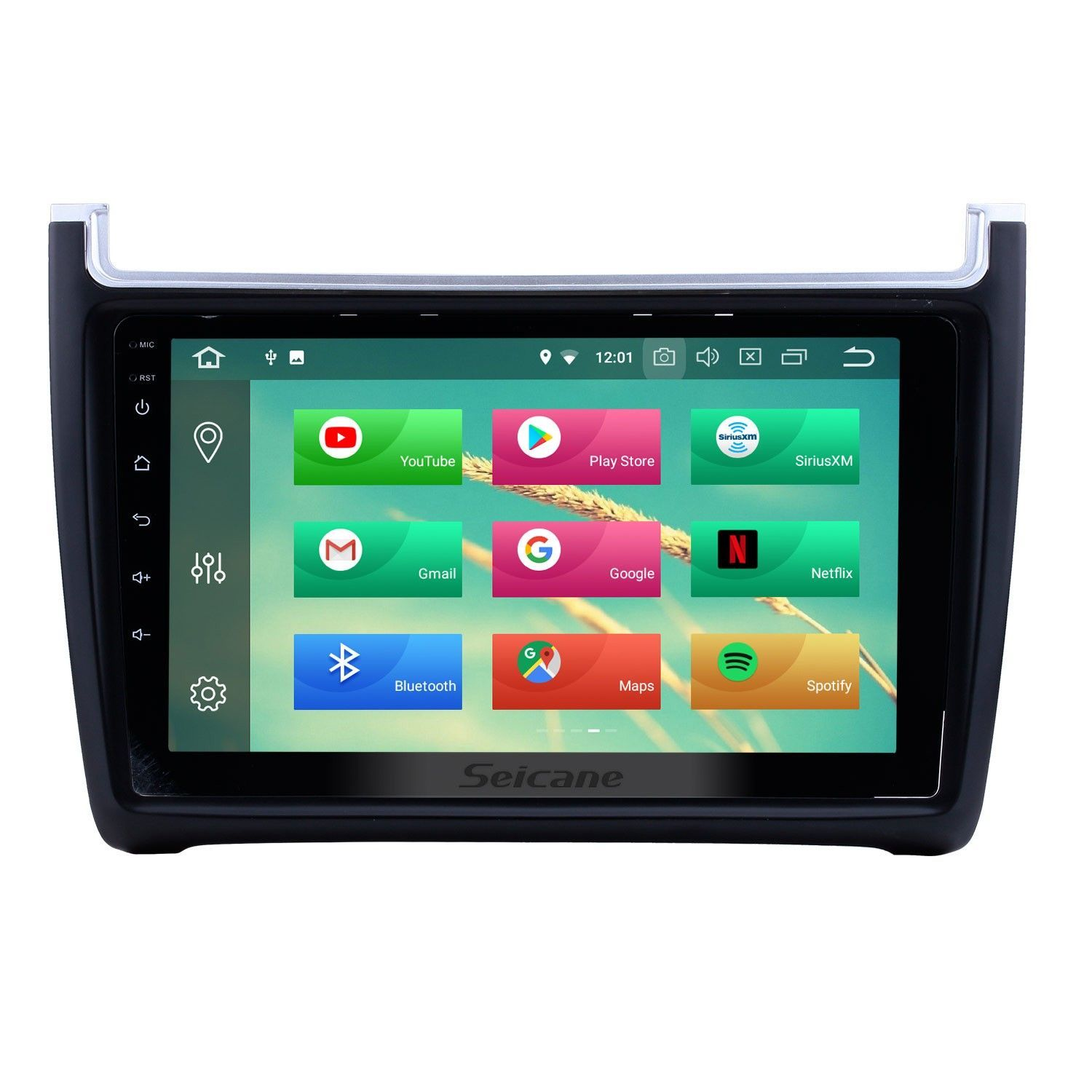 Seicane 2012 2013 2014 2015 VW Volkswagen POLO Android 8.1