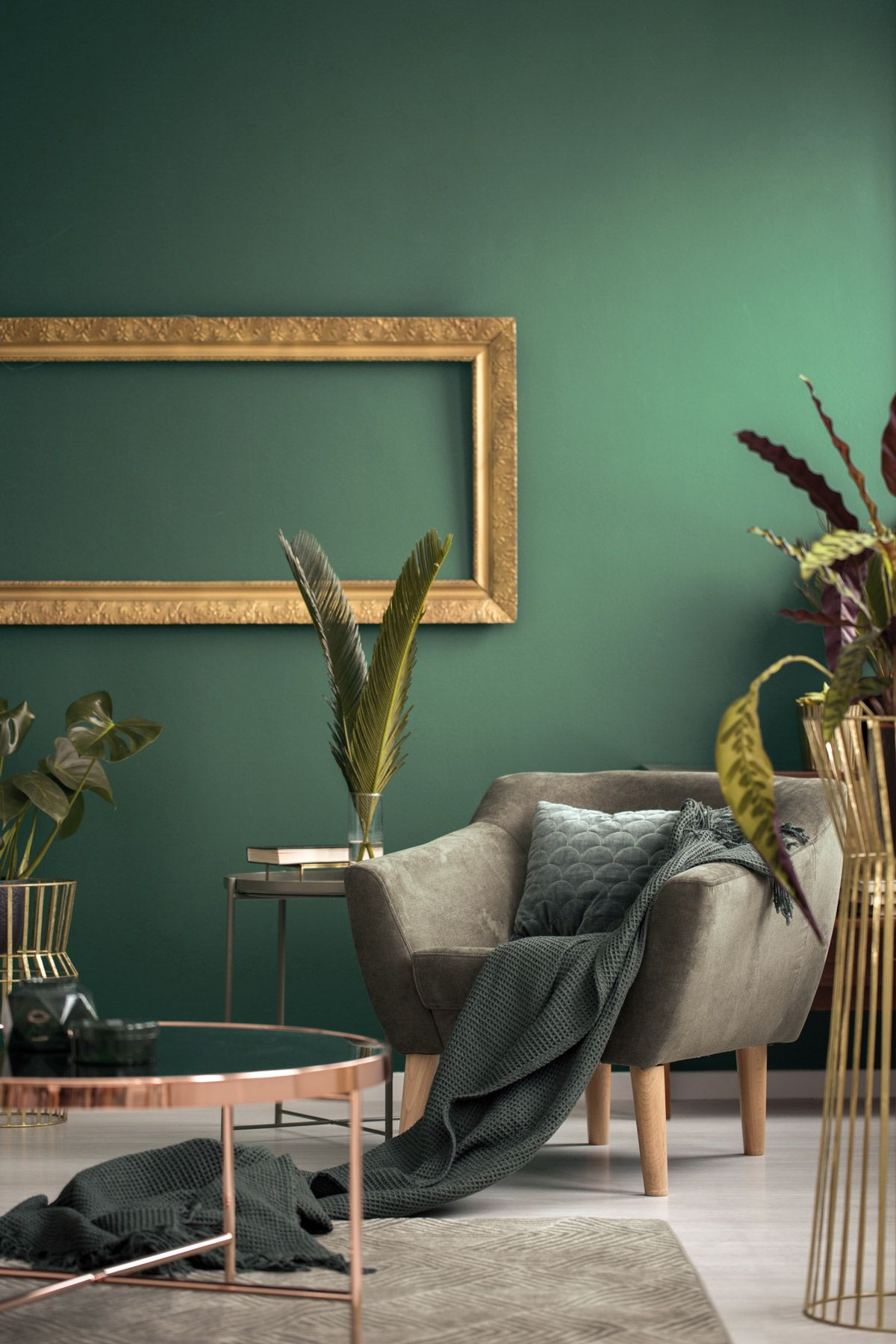 Vert Anglais   N°12   Peinture haut de gamme   Peintures12 ...