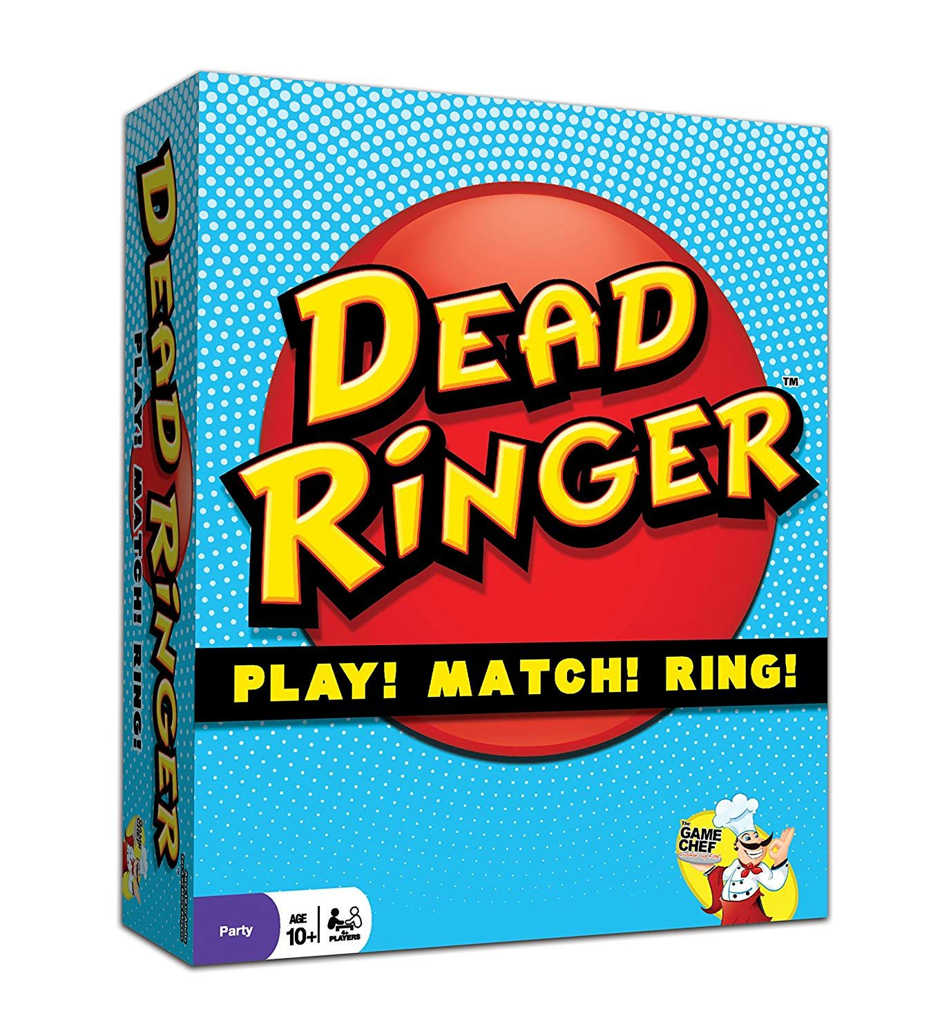 Dead Ringer Play! Match! Ring! (Fun Family / Party Board