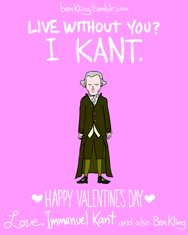 Valentine\'s Day Cards Inspired by Historical Figures | Funny ...