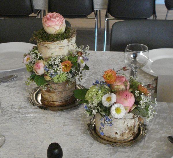 borddekoration enkel - Google-søgning   Decoration   Pinterest   Bryllup, Juni og Blomster