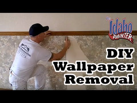 What is the best way to remove wallpaper. Use a steamer