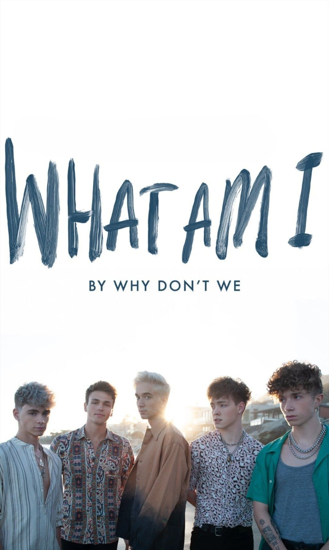 what am i wallpaper why dont we band
