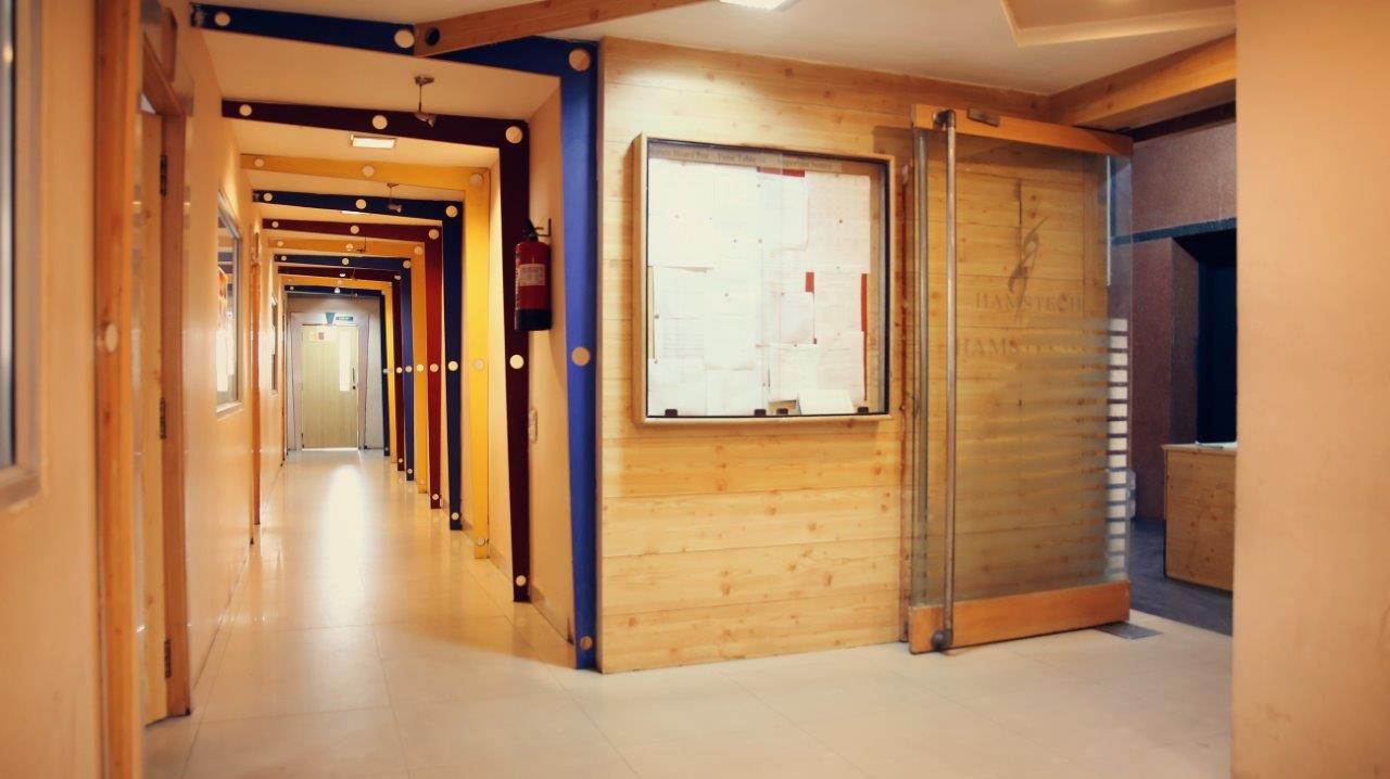 Hamstech Fashion And Interior Design Institute At Panjagutta Center