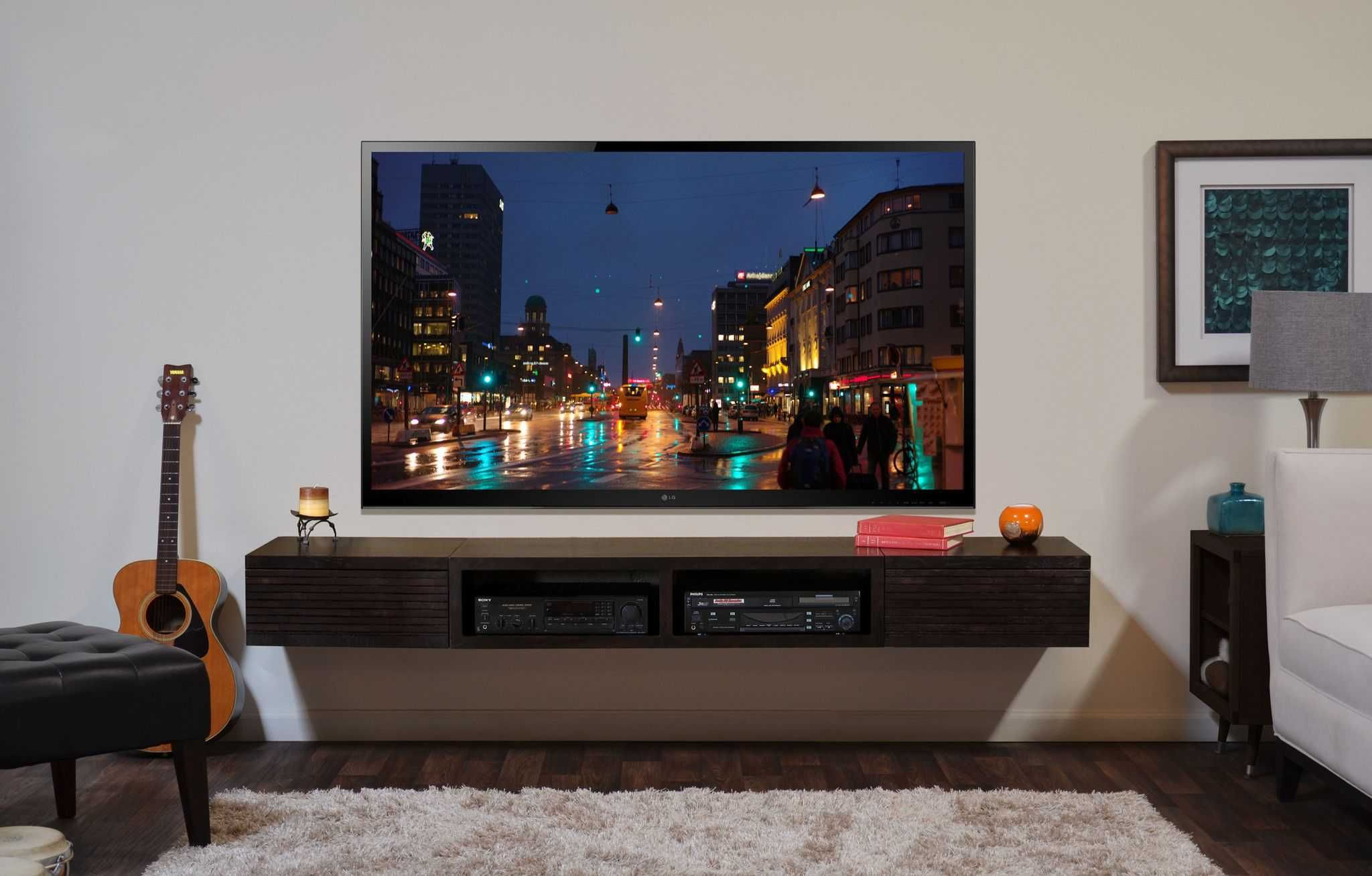 Wall Mounted Tv Stand Ideas