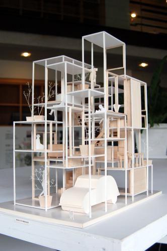 結構魔力 Case Study 板柱結構的極限魅力 綠 建築家 Searchouse Net