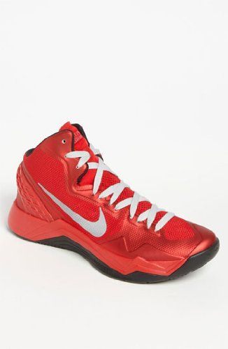new style f07ae a3255 Nike Zoom Hyperdisruptor 548180 600 Men s Basketball (Size 12.5)