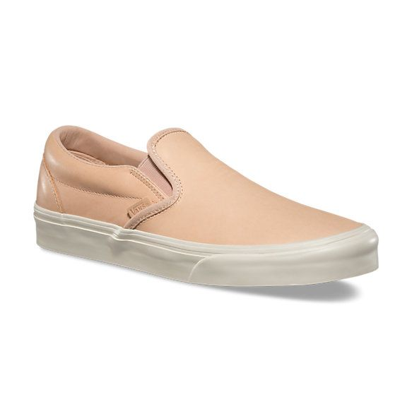 5d6b6aecad Veggie Tan Leather Classic Slip-On DX