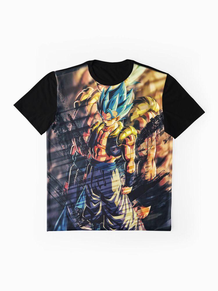 Graphic T-shirt: Fusion A 3 | Displate thumbnail
