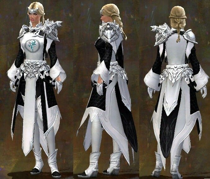 runescape white knight armor female armor pinterest knight