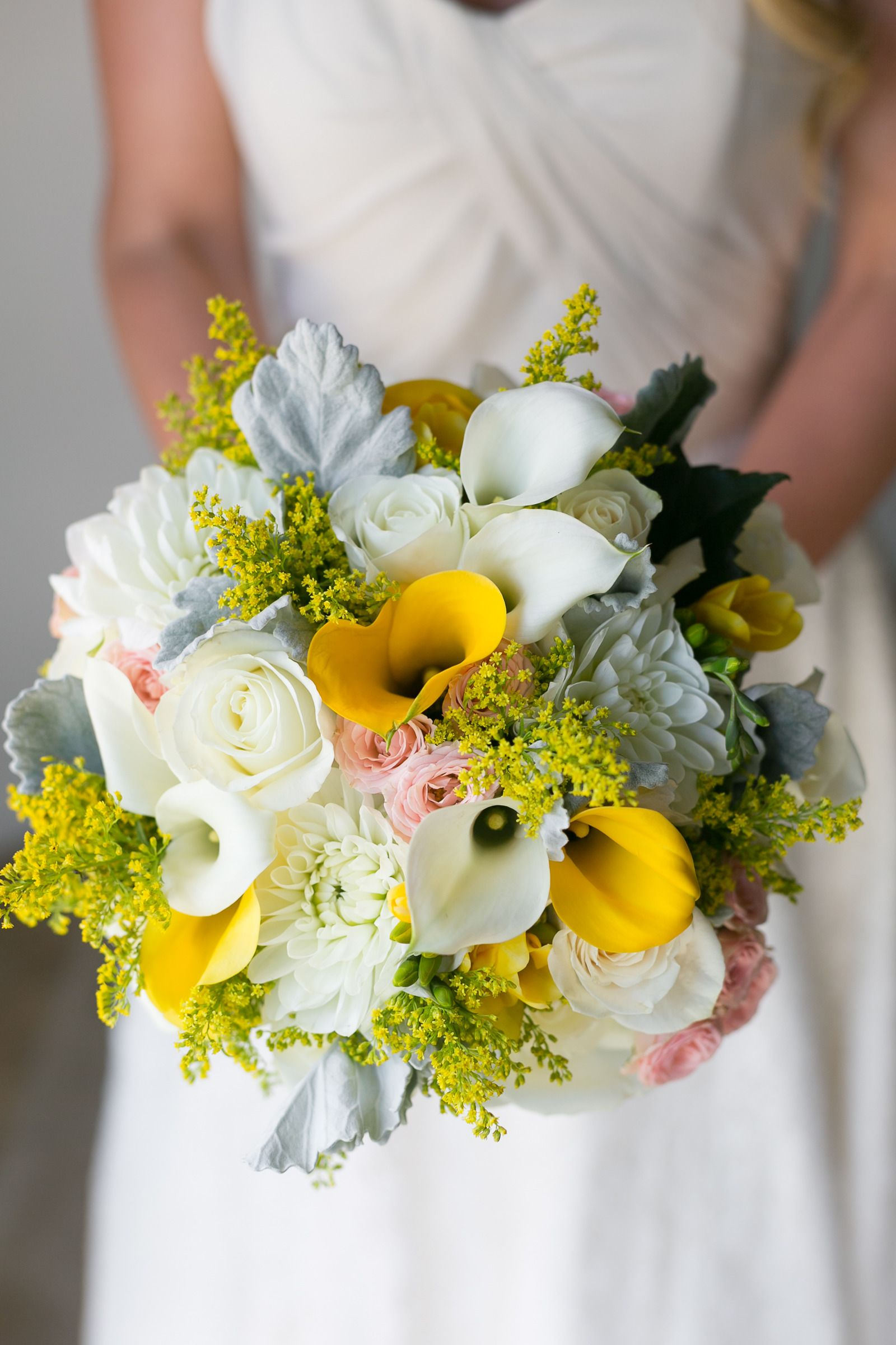 Rustic Saddlerock Ranch Wedding Flowers Wedding And Yellow Wedding