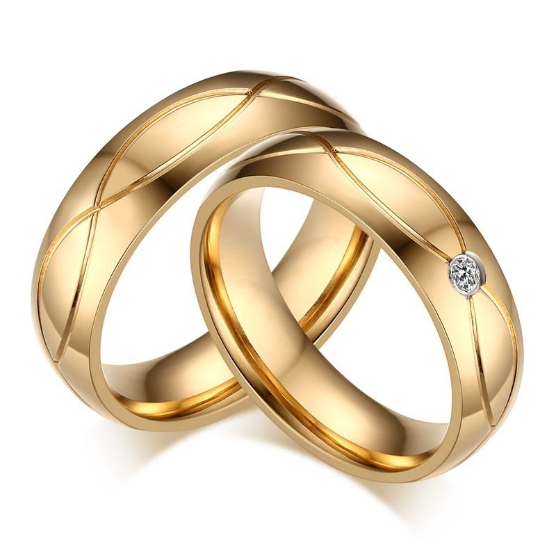 Couples Weding Rings 016 - Couples Weding Rings
