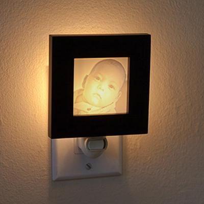 Personalized Lithophane Night Light