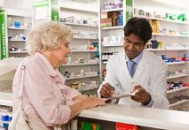 Visit the compound pharmacy on Robertson Blvd. and have your prescription refilled in 10 minutes.