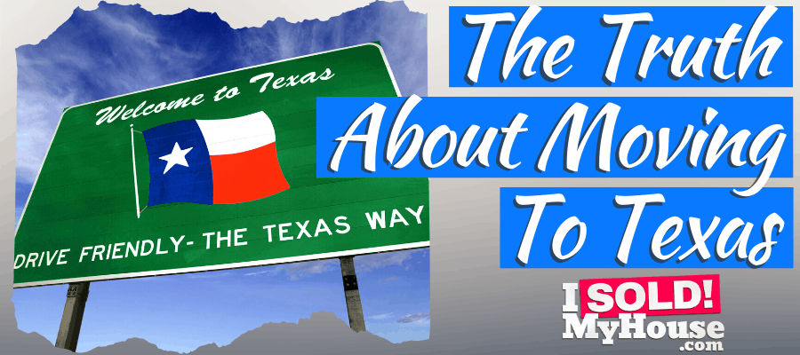 Moving To Texas? (The Truth About Living Here)