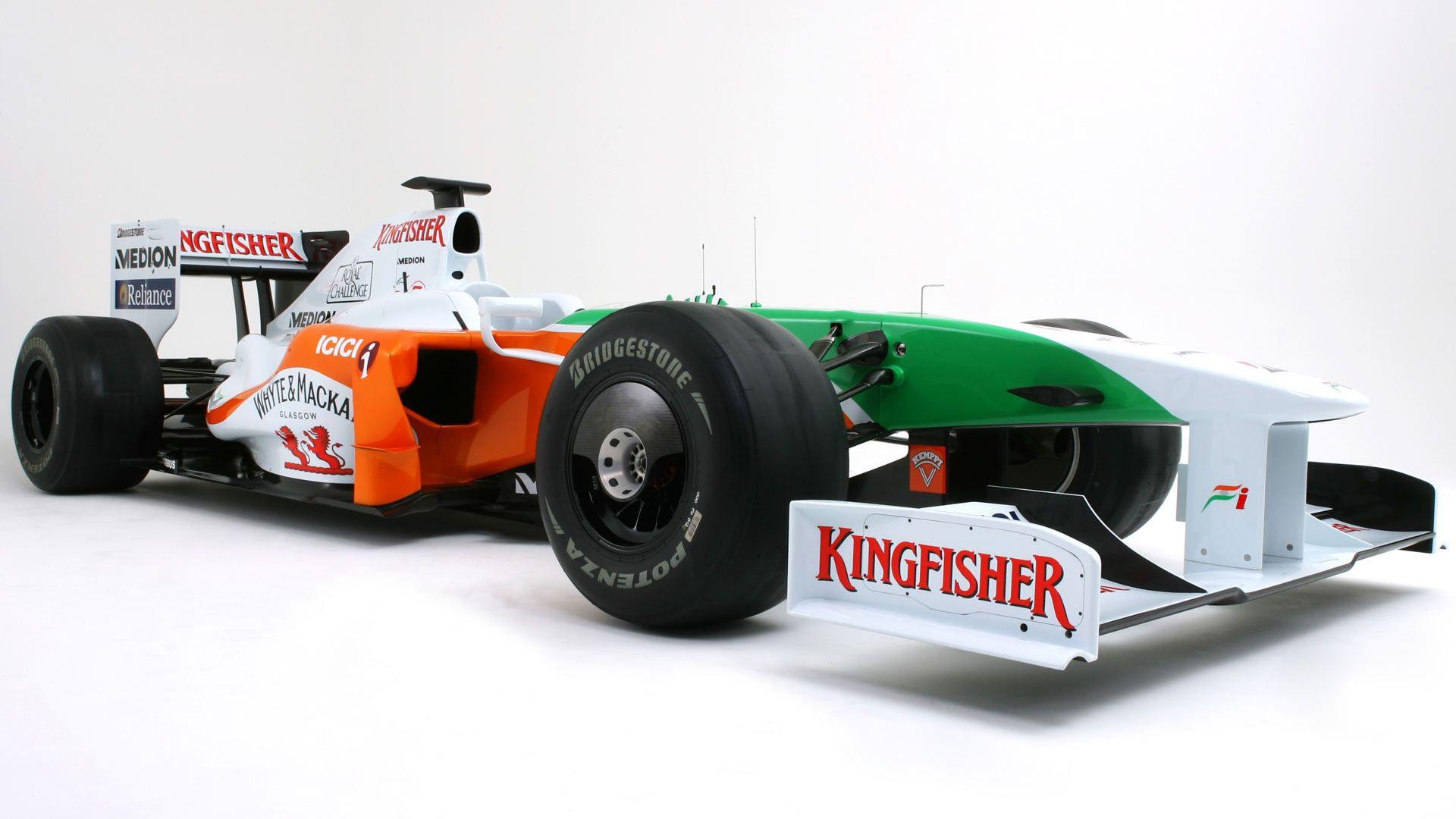 Forceindia F1 2009 Formula 1 Pinterest Wallpaper Force India