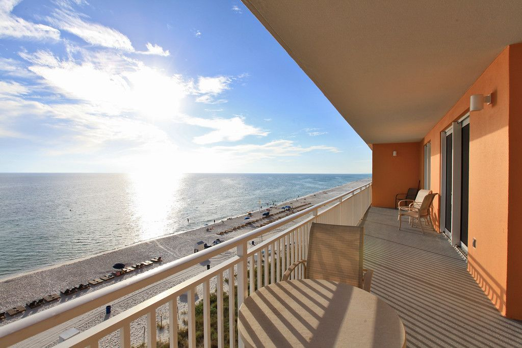 Condo Vacation Rental In Panama City Beach Fl Usa From Vrbo Com Vacation Rental Travel With Images Beachfront Condo Condo Vacation Rentals Paradise Pools
