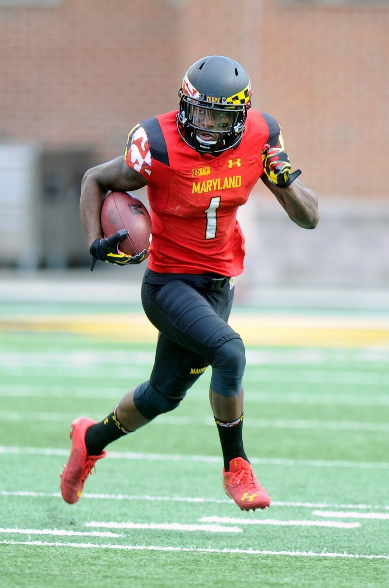 Stefon Diggs At Maryland Stefon Diggs College Football Nfl Players