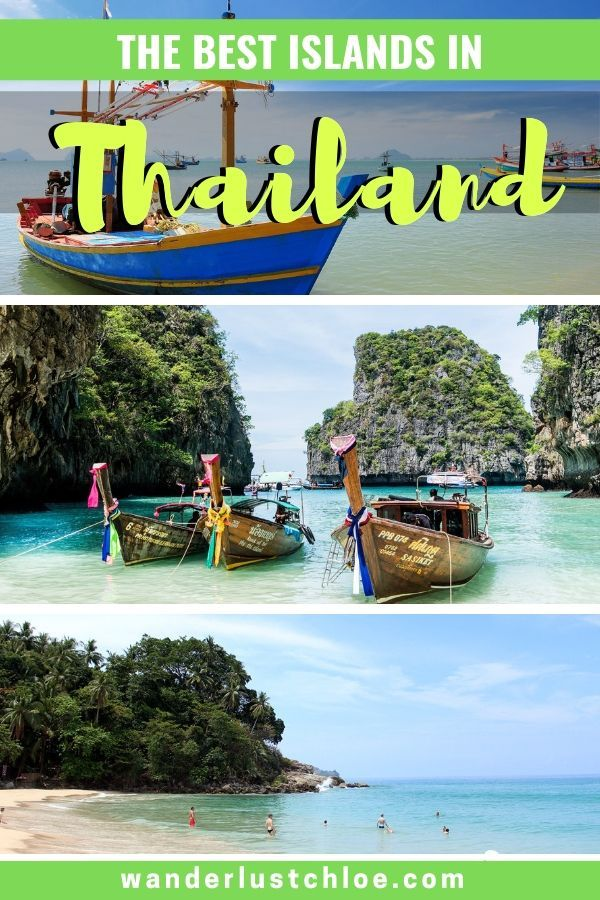 Thailand Island Hopping Guide Experts Reveal Best Thai