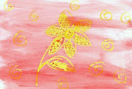 So gelingen zauberbilder kinderleicht ein tolles projekt f r kleine k nstler und kreative - Maltechniken kindergarten ...