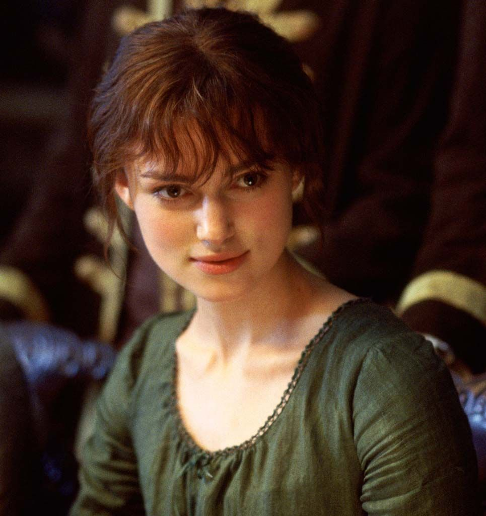 keira knightley elizabeth bennet pride amp prejudice