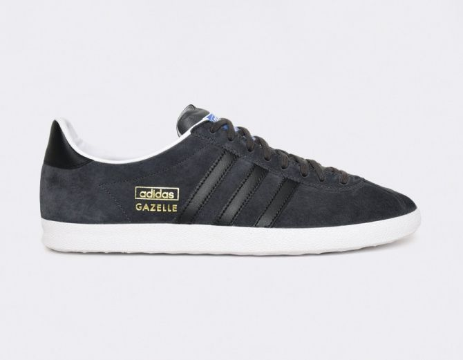 adidas Gazelle OG GreyBlack #sneakers | Shoes | Chaussure