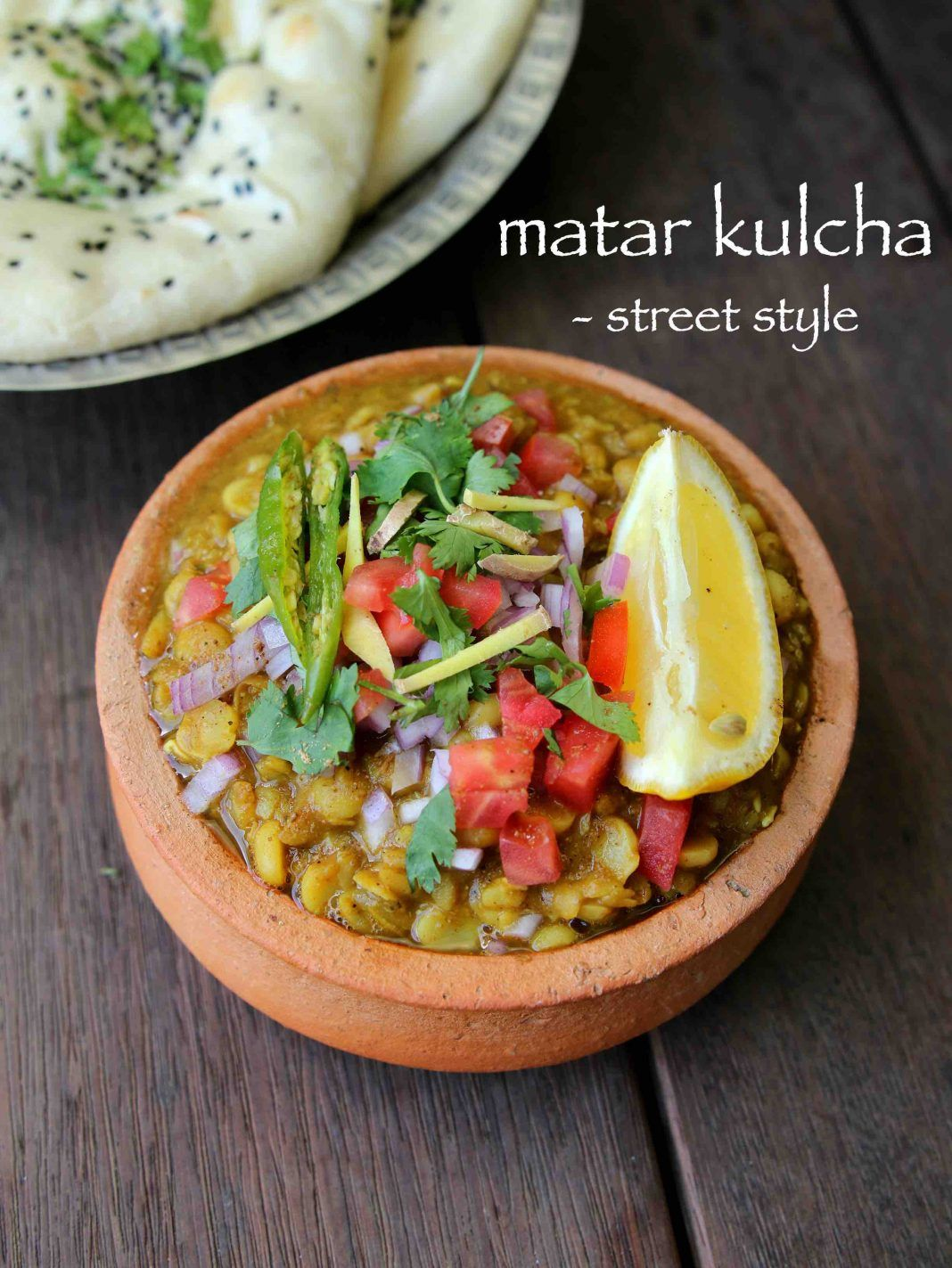 Matar kulcha recipe projects to try pinterest street food food matar kulcha recipe forumfinder Images