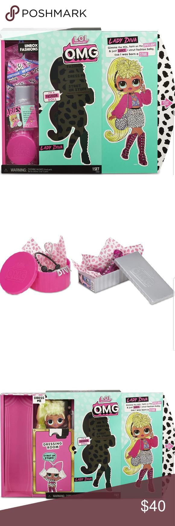 LOL Surprise Dolls Bedroom for little girls Girl bedroom