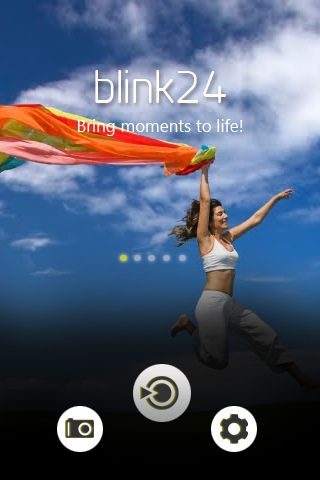 blink24 is a mobile app developed by Ogma Conceptions.It's available on App store.