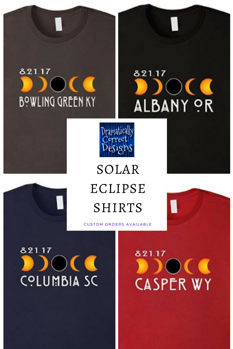 Total solar eclipse t shirts 2017 august 21 you can request a custom total solar eclipse t shirts 2017 august 21 you can request a custom shirt made negle Images