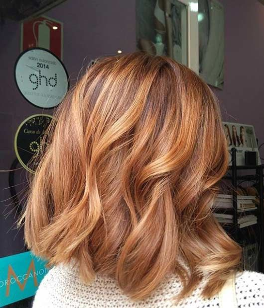31 Best Shoulder Length Bob Hairstyles | Page 2 of