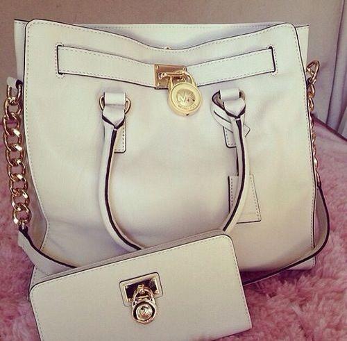 Michael Kors Bag and Wallet | Michael kors bag, Handbags