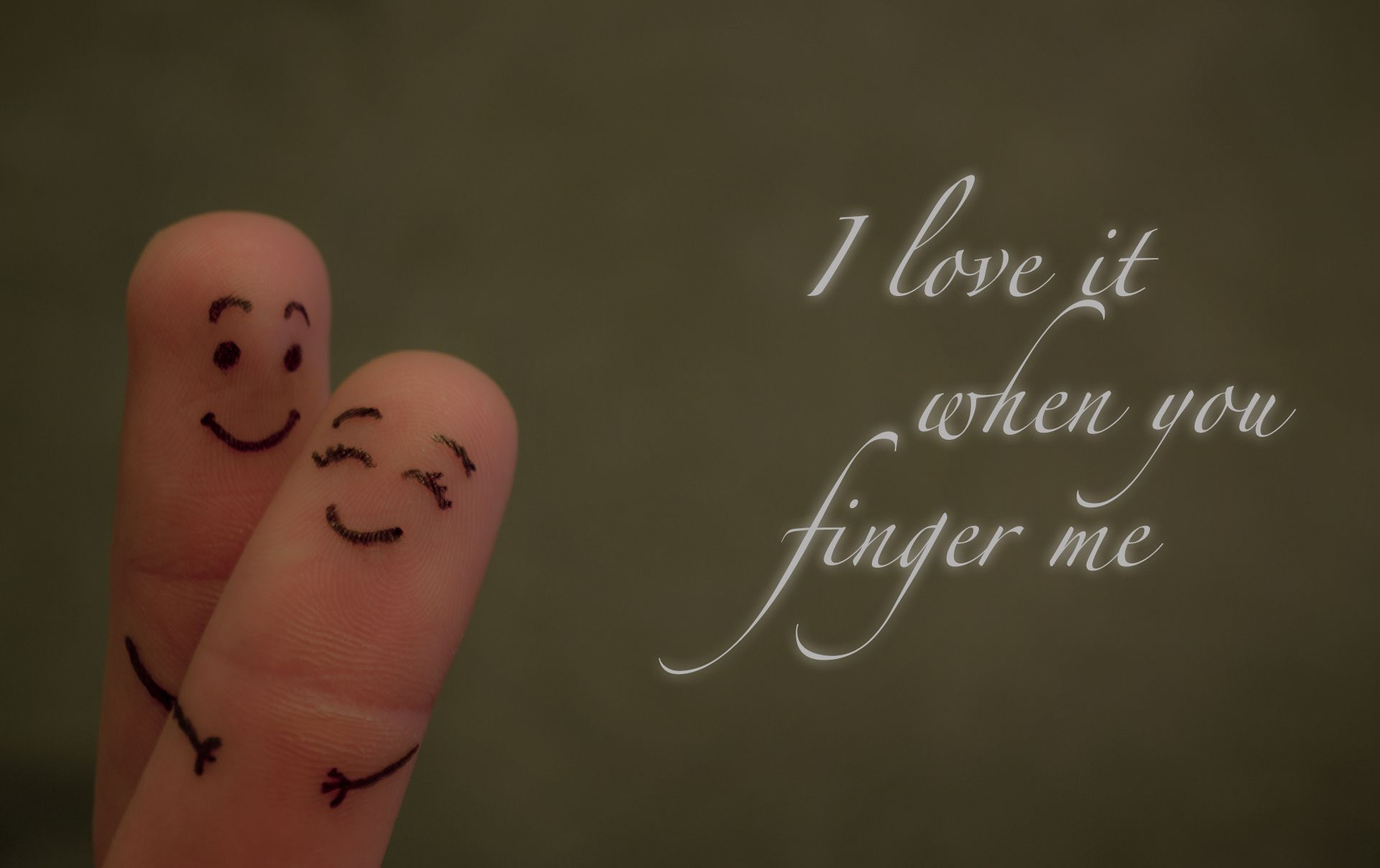 Love Hug Images Wallpaper : cute finger love scene like hug with quotes HD wallpaper ... Share Some Laughs Pinterest