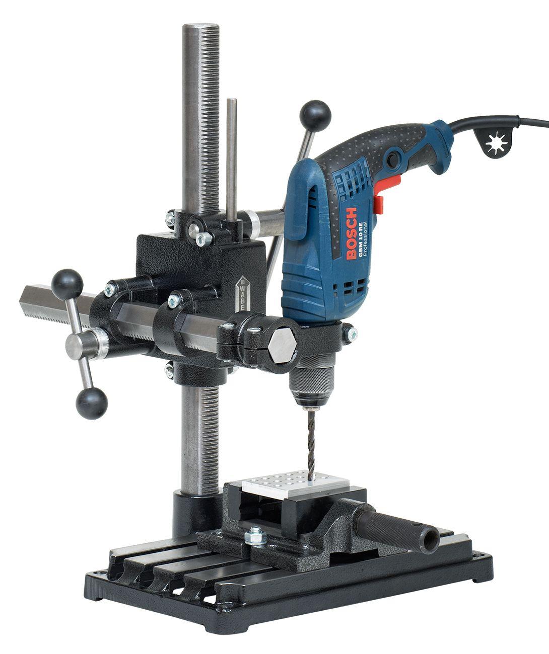 Wabeco Drill Stand Fräsen Bohren Werkzeug