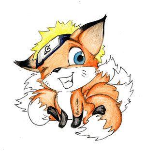 Nine Tail With Images Naruto Drawings Manga Drawing Anime Naruto